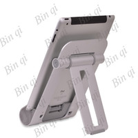 Wholesale Metal Foldable Dock Charging Audio Stereo Dual Speaker Stand For iPad iPhone