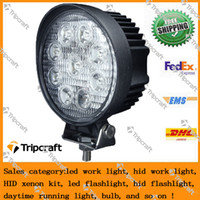 Wholesale 2pcs High power W LED work light LED X4 offroad fog driving light ATV SUV UTV WD LED ps W ligh