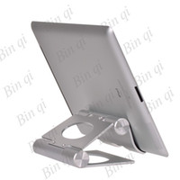 Wholesale Folding Pivot Aluminum Universal Holer Stand With Height Adjustable For iPad