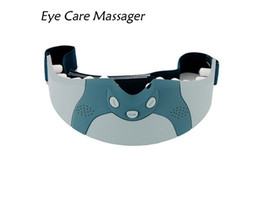 Wholesale Electric Eye Care Massager Mask Forehead