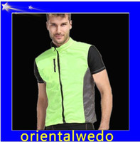 Wholesale Bike Bicycle Cycling Riding Tour Vest Wind Guard Windvest Windproof Gilet Coat