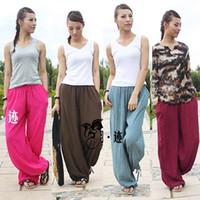 Wholesale Linen Yoga Pants - Buy Cheap Linen Yoga Pants from ...