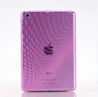 Protective Shell/Skin 7.9'' For Apple Drop water design soft TPU gel case cover skin shell for iPad mini cheap TPU case