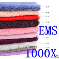 cleaning rags - 1000pcs EMS Microfiber Cleaning Cloth Microfiber Kitchen Towels Wiping Dust Rags Magic Quick Dry Di