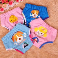 Diaper dog diapers - pet dog strap sanitary Physiological lovely pants dog diapers Trousers