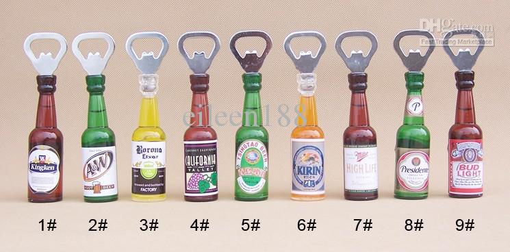 Beer Bottle Fridge Magnet Beer Bottle Opener Fridge
