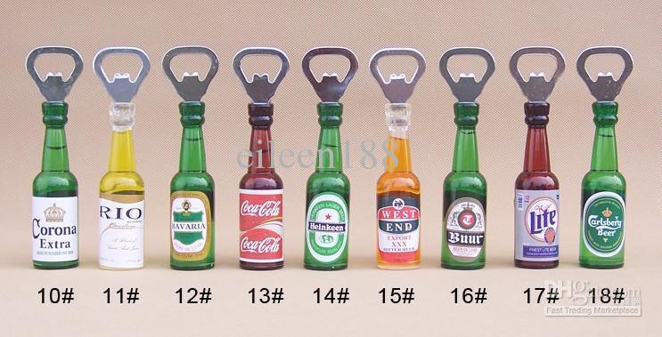 Pictures of free shipping beer bottle opener fridge magnet from wholesaler eileen188 dhgate - Fridge magnet beer bottle opener ...
