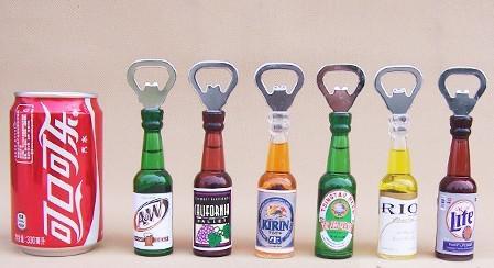 Pictures of free shipping beer bottle opener fridge magnet from wholesaler eileen188 dhgate - Beer bottle opener fridge magnet ...