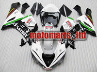 Wholesale ABS full fairing kit for Ninja ZX R Kawasaki Ninja ZX R ZX6R R Playboy