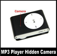 Wholesale Clip Style MP3 Player Spy Camera SS101278
