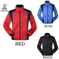 Wholesale MOUNTAINPEAK cycling jackets series windproof Removable garment cycling motorcycle jacket three laye