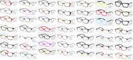 Wholesale Optical frames Men s Women s Retro Cat Eye Vintage acetate optical eye glasses frames