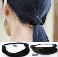 Wholesale Korea Hot genuine hair jewelry wig hair band wig braids