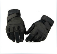 Wholesale Motorcycle Tactical Gloves Army full Finger Airsoft Combat Tactical Gloves sport glove Riding Game G