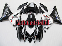 Wholesale FULL ABS fairing for Ninja ZX R kawasaki Ninj ZX R ZX10R ZX10 R WEST black