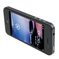 Wholesale hiphone S inches sreeen flip operation menu fm dual sim dual standby cell phone