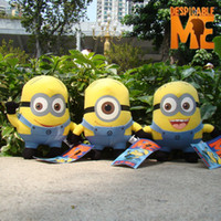 "Despicable ME Plush Toy Toys 6"" 17cm Minions Jorge Stew..."