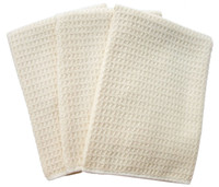 Wholesale 50PC x60cm Microfiber Waffle Weave Drying Kitchen Towels Dishcloths Dish Cloth Car Cleaning Cloths