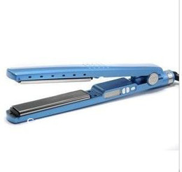 Wholesale Ceramic Hair Straightening Hair Straightener Iron piece Drop amp
