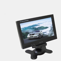 Wholesale 4 inch TFT LCD display monitor car DVD players LCD monitor Color Car Rearview Monitor for Car