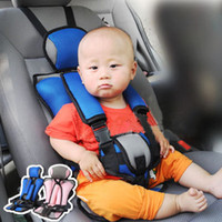 Wholesale 2013 Portable Baby Child Car Safety Seat Cover Children Auto Seat Cushion Car Seat Safety Belt BD23