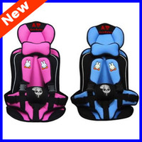 Adjustable baby car seats - 2015 New Arrival Portable Baby Car Seat Cover Children Car Seat Cushion Baby Seat Cover BD24