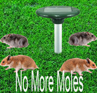 Wholesale making use of ultrasonic waves to repel harmful rodents and reptiles moles voles etc