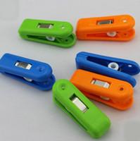 Wholesale Plastic Peg Clips CM Clothes Pegs Clothespins Clothes Clip Windproof