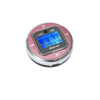 Wholesale Solam SL Portable Combined Dual Use Car MP3 Player GB Pink