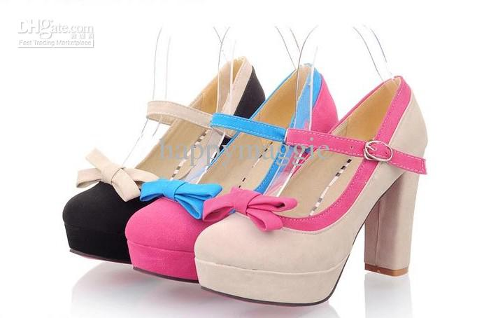 Cheap Dress Shoes Women Dot Dress Shoes Ladies Dress Shoes Women's