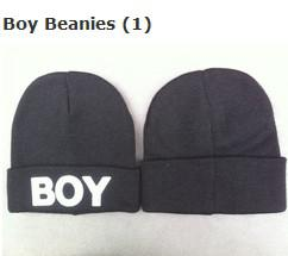 Commes Des Fuckdown Boy winter Beanies Beanie black elastic beanie beanies Skull Caps Hats Cap Many Colours Top Quality 10pcs Lot