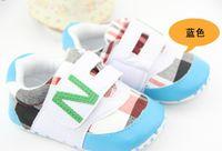 15% de descuento!Un bebé súper fácil pegar grande zapatos casual zapatos zapatos de niño/bebé niño! 6pairs/12pcs