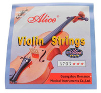 Wholesale pie set set hight quality violin string