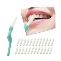 Wholesale Dental Peeling Stick Teeth Whitening Tooth Brightening Eraser Luster Bleaching Makeup Tools sets