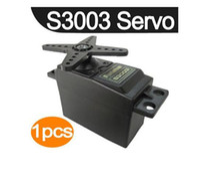 motor toys rc prices - New SERVO Futaba S3003 Standard Servo For RC Car Boat SERVO NIB Toy car Truck Helicopter Boat toys Plane