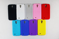 Silicone For Samsung  Lowest price Soft high quality silica gel Skin cell phone Case for Samsung Galaxy S4 SIV i9500 200pc