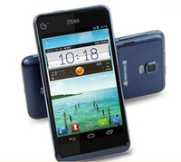 Yes 256M Yes ZTE U950 quad-core android mobile phone 1GB RAM ,4GB ROM Wi-Fi,GPS android smartphone