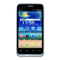 Wholesale ZTE V889D inch Capacitive Screen G Smart Phone android Phone GB Camera Dual SIM GPS Bluetooth