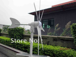 Wholesale 300w hyacinth wind generator full power windmill wind turbine high quality CE ROHS ISO
