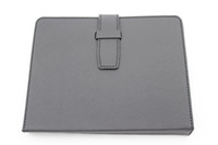 Wholesale Retail Protective Leather Case Cover for inch Tablet PC EPAD MID Drop Shipping
