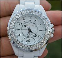 Sport Women's Compass luxury 1PCS Japan Movement Mens Ladies Watch Sinobi Casual Diamond Bezel Lovers Watches WristWatch