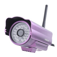 Wholesale FOSCAM Wireless IP Camera WiFi Network CCTV IR Waterproof FI8904W