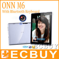 Wholesale ONN M6 Dual Core Tablet PC Bluetooth Keyboard Inch IPS Capacitive Screen GB