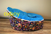 baby bubble chair - colorful bubbles blue seat baby beanbag original doomoo seat kid harness cot amp chair