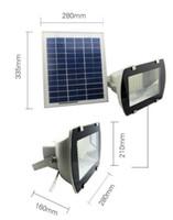 IP65 Garden  54 102 led LED 17V 10W beads light solar wall lamp energy saving super bright outdoor flood light