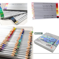 Wholesale 20 sets Marco Fine Art Colors Drawing Pencils Non toxic for writing drawing sketches