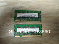 Wholesale PC2 for Laptop Memory DDR2 Mhz GB Ram x512MB Macbook testing working prefect