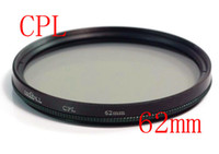 Wholesale Green L mm Circular Polarizing C PL CPL PL CIR Lens Filter mm for D Canon Nikon DSLR from ideal goods