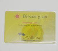 Wholesale Bio energizer Card Scalar Energy Card ion card