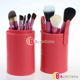 Wholesale 13 Powder Blush Goat Hair Makeup Brush Cosmetic Brushes Set With Case